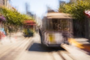 CABLE CAR DREAMS, SAN FRANCISCO, CALIFORNIA